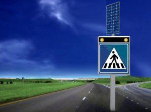 segnali stradali luminosi
